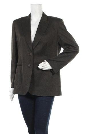 Дамско сако Marks & Spencer, Размер XL, Цвят Кафяв, Полиестер, Цена 12,80лв.
