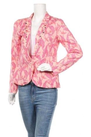 Дамско сако One Step, Размер M, Цвят Многоцветен, 55% вискоза, 45% памук, Цена 47,52лв.
