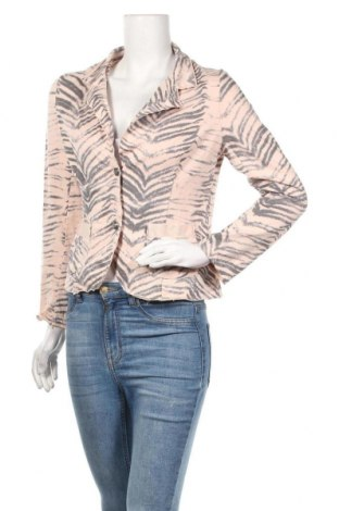 Дамско сако Pescara, Размер M, Цвят Розов, 95% памук, 5% еластан, Цена 25,94лв.