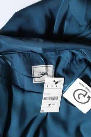 Дамско сако Pimkie, Размер S, Цвят Син, Полиестер, Цена 46,50лв.