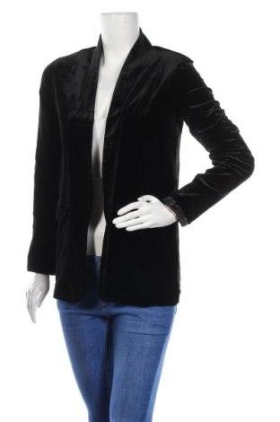 Дамско сако Top Secret, Размер S, Цвят Черен, 95% полиестер, 5% еластан, Цена 19,32лв.