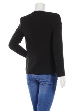 Дамско сако Top Secret, Размер M, Цвят Черен, 80% полиестер, 15% вискоза, 5% еластан, Цена 15,87лв.