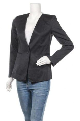 Дамско сако Top Secret, Размер S, Цвят Сив, 65% полиестер, 33% вискоза, 2% еластан, Цена 22,25лв.