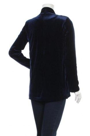 Дамско сако Top Secret, Размер M, Цвят Син, 95% полиестер, 5% еластан, Цена 18,48лв.