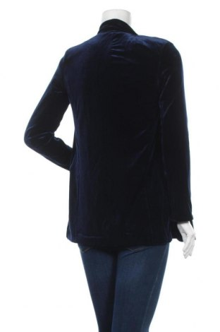 Дамско сако Top Secret, Размер XS, Цвят Син, 95% полиестер, 5% еластан, Цена 19,32лв.
