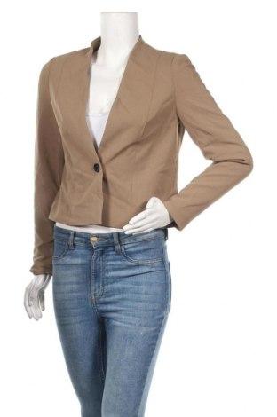 Дамско сако Vero Moda, Размер S, Цвят Кафяв, 96% полиестер, 4% еластан, Цена 16,00лв.