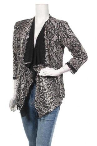 Γυναικείο σακάκι Via Appia, Μέγεθος L, Χρώμα Πολύχρωμο, Τιμή 11,43€