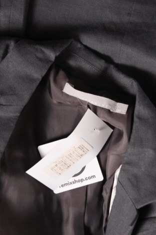 Дамско сако Yaya, Размер M, Цвят Сив, 56% лен, 43% вискоза, 1% еластан, Цена 111,75лв.