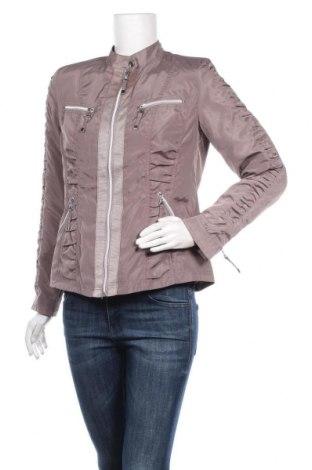 Дамско яке, Размер S, Цвят Сив, Полиестер, Цена 9,45лв.