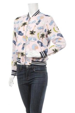 Дамско яке Juicy Couture, Размер XS, Цвят Многоцветен, Вискоза, Цена 39,42лв.