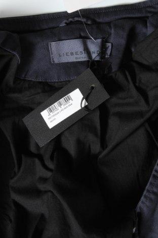 Дамско яке Liebeskind, Размер L, Цвят Син, 98% памук, 2% полиуретан, Цена 22,90лв.