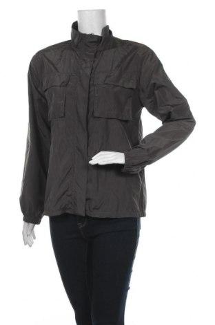 Дамско яке Missguided, Размер S, Цвят Сив, 100% полиестер, Цена 16,00лв.