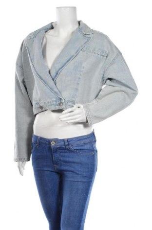 Дамско яке, Размер XL, Цвят Син, Цена 42,00лв.