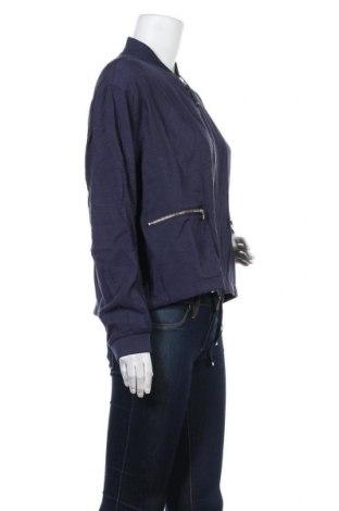 Дамско яке S.Oliver, Размер XL, Цвят Син, 84% вискоза, 16% полиамид, Цена 21,12лв.