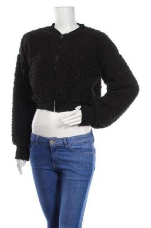 Дамско яке Top Fashion, Размер L, Цвят Черен, Цена 29,50лв.