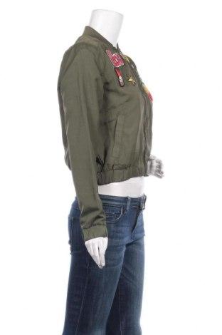 Дамско яке Vero Moda, Размер M, Цвят Зелен, Полиамид, Цена 51,75лв.