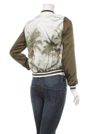 Дамско яке Vero Moda, Размер XS, Цвят Зелен, Полиестер, Цена 19,75лв.