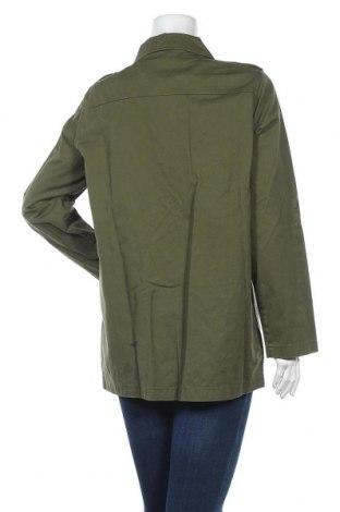 Дамско яке Vero Moda, Размер L, Цвят Зелен, Памук, Цена 18,17лв.
