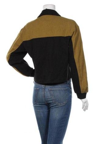 Дамско яке Vero Moda, Размер S, Цвят Зелен, 73% полиестер, 24% вискоза, 3% еластан, Цена 19,00лв.