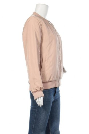 Дамско яке Vila, Размер M, Цвят Розов, Полиестер, Цена 66,75лв.