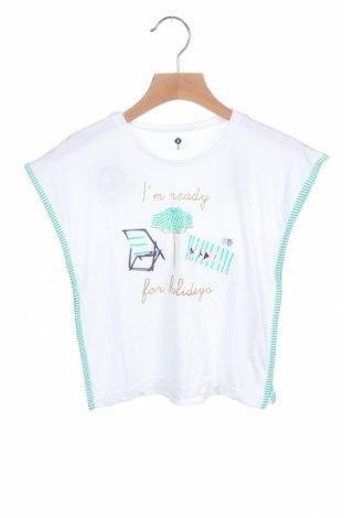 Παιδική μπλούζα Grain De Ble, Μέγεθος 18-24m/ 86-98 εκ., Χρώμα Λευκό, 69% πολυεστέρας, 31% βισκόζη, Τιμή 6,20€