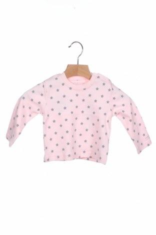 Παιδική μπλούζα Belly Button, Μέγεθος 2-3m/ 56-62 εκ., Χρώμα Ρόζ , Βαμβάκι, Τιμή 8,23€