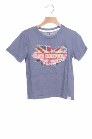 Παιδική μπλούζα Lee Cooper, Μέγεθος 4-5y/ 110-116 εκ., Χρώμα Βιολετί, Βαμβάκι, Τιμή 6,43€