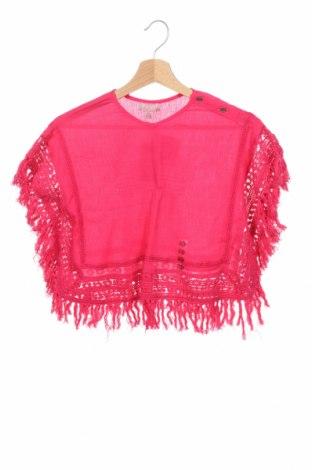 Детска блуза Lisa Rose, Размер 4-5y/ 110-116 см, Цвят Розов, Памук, Цена 11,61лв.