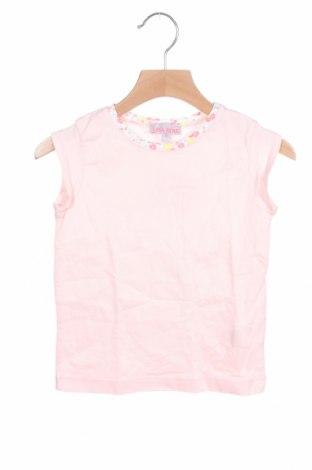 Παιδική μπλούζα Lisa Rose, Μέγεθος 3-4y/ 104-110 εκ., Χρώμα Ρόζ , 94% βαμβάκι, 6% ελαστάνη, Τιμή 4,25€