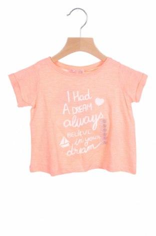 Παιδική μπλούζα Lisa Rose, Μέγεθος 12-18m/ 80-86 εκ., Χρώμα Ρόζ , 60% βαμβάκι, 40% πολυεστέρας, Τιμή 4,59€