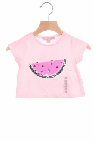 Παιδική μπλούζα Lisa Rose, Μέγεθος 12-18m/ 80-86 εκ., Χρώμα Ρόζ , 58% βαμβάκι, 42% πολυεστέρας, Τιμή 4,76€
