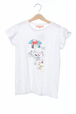 Παιδική μπλούζα Lulu Castagnette, Μέγεθος 11-12y/ 152-158 εκ., Χρώμα Λευκό, Βαμβάκι, Τιμή 13,15€