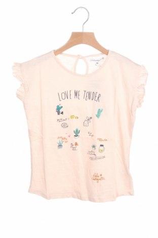Παιδική μπλούζα Lulu Castagnette, Μέγεθος 9-10y/ 140-146 εκ., Χρώμα Ρόζ , Βαμβάκι, Τιμή 5,76€