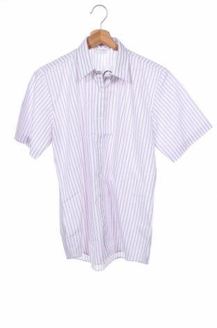 Παιδικό πουκάμισο Trutex, Μέγεθος 13-14y/ 164-168 εκ., Χρώμα Λευκό, 65% πολυεστέρας, 35% βαμβάκι, Τιμή 5,42€
