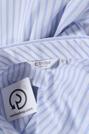 Παιδικό πουκάμισο Trutex, Μέγεθος 15-18y/ 170-176 εκ., Χρώμα Λευκό, 65% πολυεστέρας, 35% βαμβάκι, Τιμή 3,09€