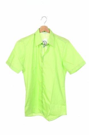 Γυναικείο πουκάμισο Trutex, Μέγεθος S, Χρώμα Πράσινο, 65% πολυεστέρας, 35% βαμβάκι, Τιμή 4,99€