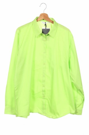 Детска риза Trutex, Размер 15-18y/ 170-176 см, Цвят Зелен, 65% полиестер, 35% памук, Цена 11,20лв.
