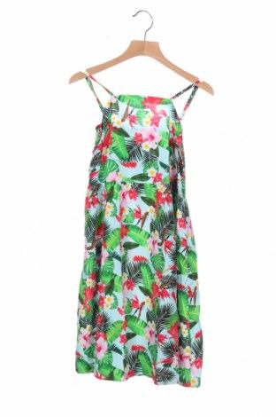Παιδικό φόρεμα Guess, Μέγεθος 9-10y/ 140-146 εκ., Χρώμα Πολύχρωμο, Βισκόζη, Τιμή 22,40€