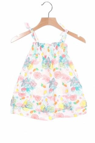 Παιδικό φόρεμα La Compagnie des Petits, Μέγεθος 9-12m/ 74-80 εκ., Χρώμα Πολύχρωμο, Βαμβάκι, Τιμή 10,04€