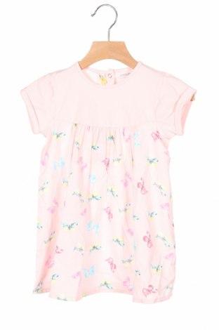Παιδικό φόρεμα Lemon Beret, Μέγεθος 9-12m/ 74-80 εκ., Χρώμα Ρόζ , 95% βαμβάκι, 5% ελαστάνη, Τιμή 8,23€