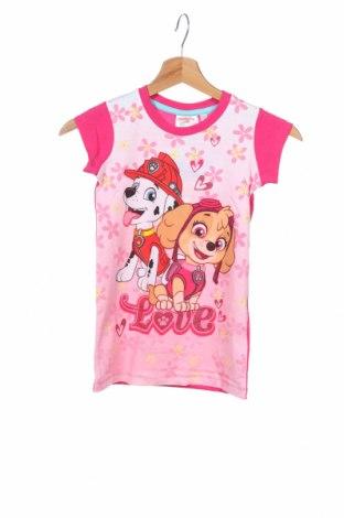 Παιδικό φόρεμα Nickelodeon, Μέγεθος 3-4y/ 104-110 εκ., Χρώμα Ρόζ , Βαμβάκι, Τιμή 16,08€