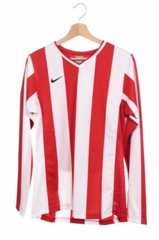 Παιδική μπλούζα αθλητική Nike, Μέγεθος 12-13y/ 158-164 εκ., Χρώμα Κόκκινο, Πολυεστέρας, Τιμή 8,34€