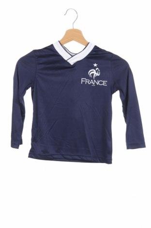 Παιδική μπλούζα αθλητική Sun City, Μέγεθος 3-4y/ 104-110 εκ., Χρώμα Μπλέ, Πολυεστέρας, Τιμή 3,72€