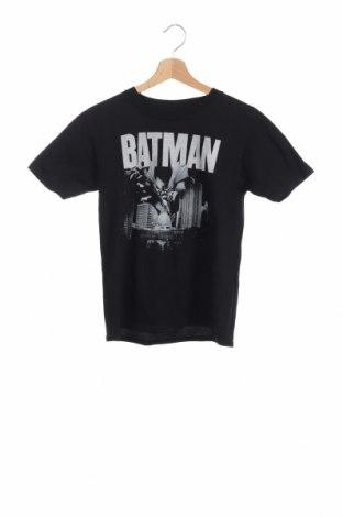 Παιδικό μπλουζάκι Batman, Μέγεθος 11-12y/ 152-158 εκ., Χρώμα Μαύρο, Βαμβάκι, Τιμή 11,21€