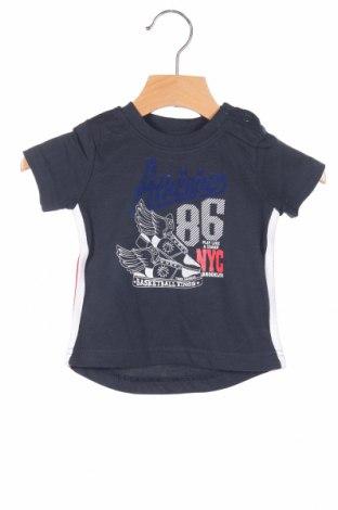 Παιδικό μπλουζάκι Blue Seven, Μέγεθος 6-9m/ 68-74 εκ., Χρώμα Μπλέ, Βαμβάκι, Τιμή 6,20€