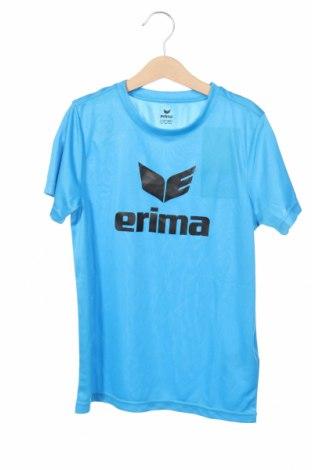 Παιδικό μπλουζάκι Erima, Μέγεθος 9-10y/ 140-146 εκ., Χρώμα Μπλέ, Πολυεστέρας, Τιμή 7,36€