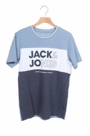 Παιδικό μπλουζάκι Jack & Jones, Μέγεθος 11-12y/ 152-158 εκ., Χρώμα Μπλέ, Βαμβάκι, Τιμή 7,09€