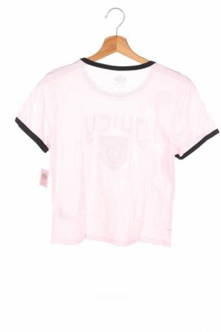 Dětské tričko  Juicy Couture, Velikost 14-15y/ 168-170 cm, Barva Růžová, 55% bavlna, 45% modal, Cena  355,00Kč