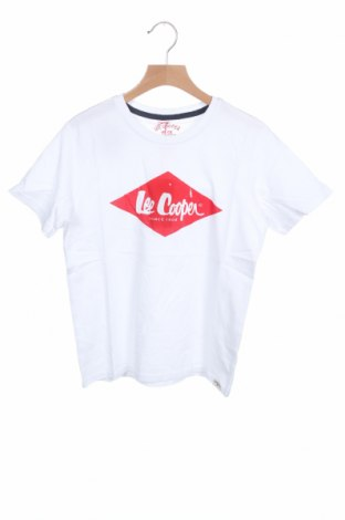 Παιδικό μπλουζάκι Lee Cooper, Μέγεθος 8-9y/ 134-140 εκ., Χρώμα Λευκό, Βαμβάκι, Τιμή 6,43€