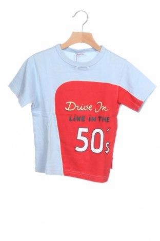 Παιδικό μπλουζάκι Lee Cooper, Μέγεθος 10-11y/ 146-152 εκ., Χρώμα Μπλέ, Βαμβάκι, Τιμή 6,43€